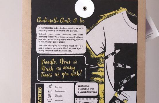 Chalk-A-Koala Tee photo review